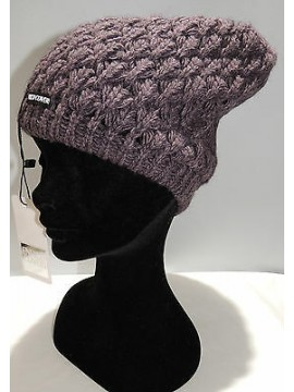 Cappello berretto donna hat woman ENRICO COVERI art.CACO021 col.ombra Italy
