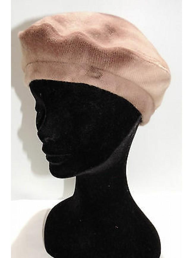 Cappello berretto donna hat woman ENRICO COVERI art.CACO023 col.sfumato Italy
