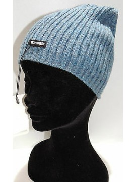 Cappello berretto donna hat woman ENRICO COVERI art.CACO026 col.jeans Italy