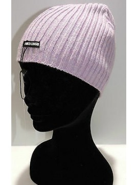 Cappello berretto donna hat woman ENRICO COVERI art.CACO026 col.lilla Italy