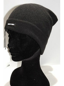 Cappello berretto donna hat woman ENRICO COVERI art.CACO031 col.nero Italy