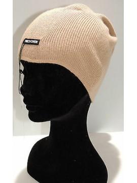 Cappello berretto donna hat woman ENRICO COVERI art.CACO032 col.nocciola Italy