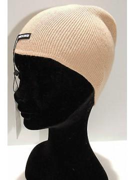 Cappello berretto donna hat woman ENRICO COVERI art.CACO033 col.nocciola Italy