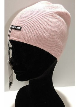 Cappello berretto donna hat woman ENRICO COVERI art.CACO033 col.rosa Italy