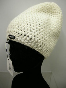 Cappello berretto hat SWEET YEARS art.MC1467 col.1 panna cream Italy