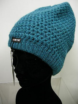 Cappello berretto hat SWEET YEARS art.MC1467 col.15 turchese Italy