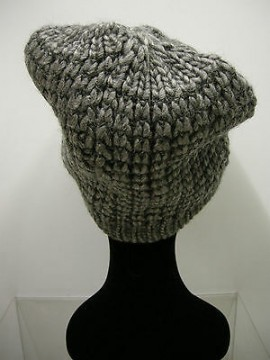 Cappello berretto hat SWEET YEARS art.MC1476 col.3 grigio grey Italy