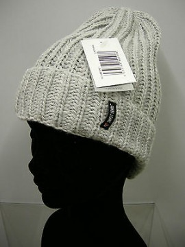 Cappello berretto hat SWEET YEARS art.MC1489 col.2 acciaio Italy