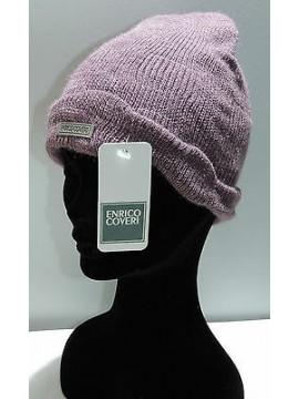 Cappello berretto unisex hat ENRICO COVERI a.ECC004 col.cipolla Italy