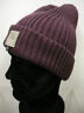 Cappello berretto unisex hat ENRICO COVERI art.MC1041 col.25 prugna Italy