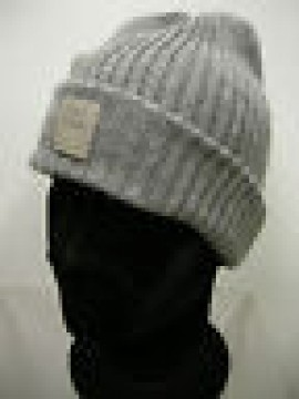 Cappello berretto unisex hat ENRICO COVERI art.MC1041 col.5 grigio grey Italy
