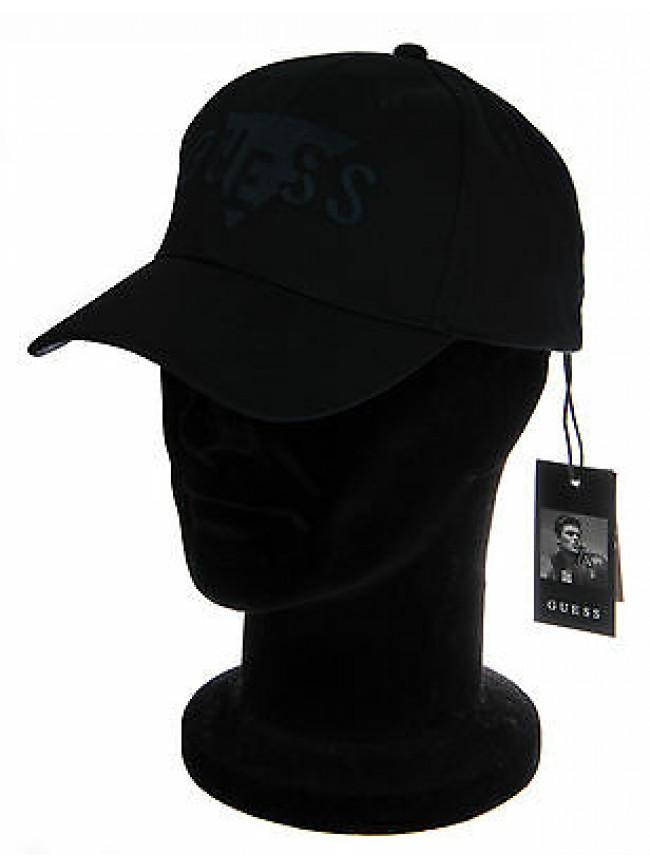Cappello berretto visiera baseball GUESS art. AM8214 taglia UNICA colore BLU