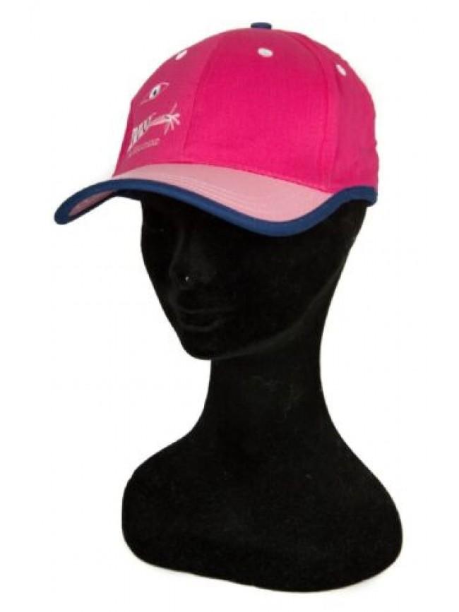 Cappello cappellino berretto visiera bambina ragazza AQUARAPID articolo KIKA
