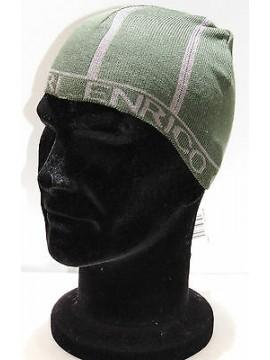 Cappello cuffia berretto unisex hat ENRICO COVERI a.MC1352 col.verde green Italy