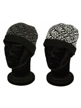 Cappello cuffia con risvolto BIKKEMBERGS articolo CAP01470 / 17636 MADE IN ITALY