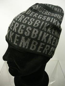 Cappello cuffia hat BIKKEMBERGS articolo X514 C21 taglia UNICA colore 0004 NERO