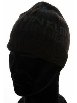 Cappello cuffia hat Italy CK CALVIN KLEIN JEANS a.CXS065 T.U c.J19 MORO