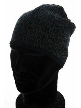 Cappello cuffia hat Italy CK CALVIN KLEIN JEANS a.CXS066 T.U c.J79 BLU