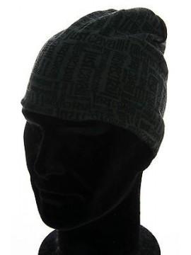 Cappello cuffia hat JUST CAVALLI art.E8900 T.M col.01 LOG