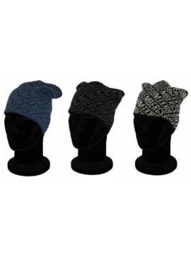 Cappello cuffia rasta rapper BIKKEMBERGS articolo 01469 / 17635 MADE IN ITALY