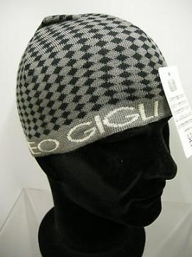 Cappello cuffia unisex hat ROMEO GIGLI art.MC1405G col.5 grigio/nero Italy