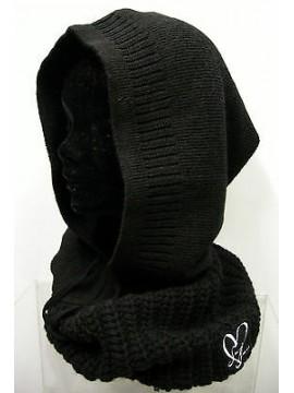Cappello scaldacollo hat SWEET YEARS art.MC1474 col.36 nero black Italy
