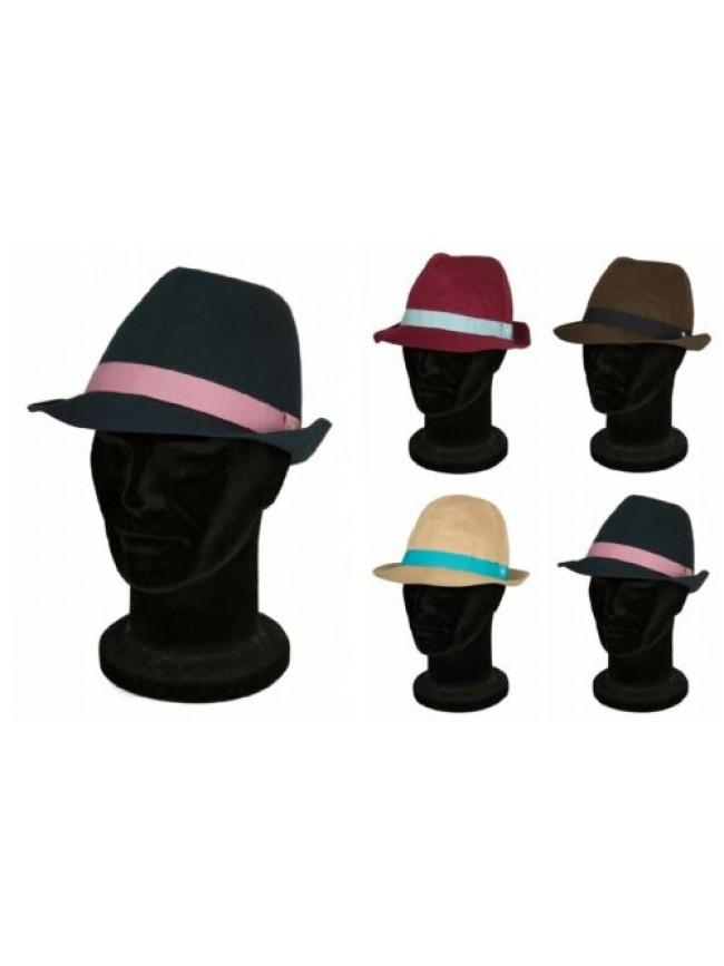 Cappello uomo stile Borsalino MOSCHINO articolo 01132