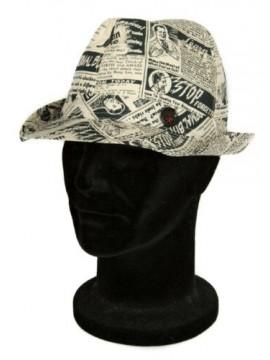 Cappello uomo stile Borsalino MOSCHINO articolo 01133