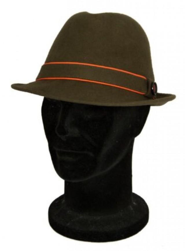 Cappello uomo stile Borsalino MOSCHINO articolo 09876