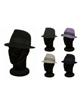 Cappello uomo stile Borsalino MOSCHINO articolo 2137 - 01109