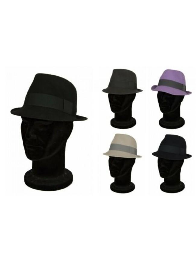 Cappello uomo stile Borsalino MOSCHINO articolo 2137 - 01109 827c075a0309