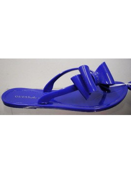 Ciabatta fiocco donna gomma slippers woman art.FN7D63 T.L 39 /40 col.U653 dandy