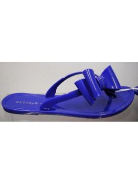 Ciabatta fiocco donna gomma slippers woman art.FN7D63 T.M 37 /38 col.U653 dandy