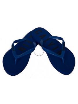Ciabatta infradito donna CALVIN KLEIN K9WK001063 taglia XL 41-42 col. 455 BLUE