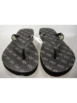 Ciabatta infradito donna slippers woman GUESS FM7D63 RUB50 T.S 35/36 c.U999 nero