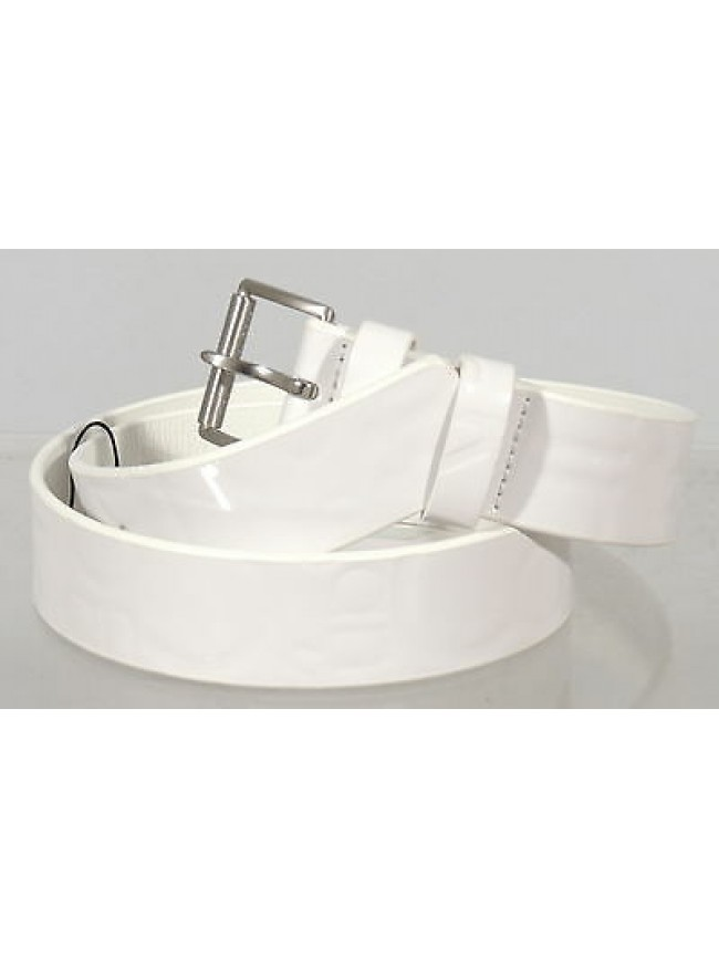 Cintura donna belt CK CALVIN KLEIN JEANS a.J6EJ600111 taglia 100 col.100 bianco