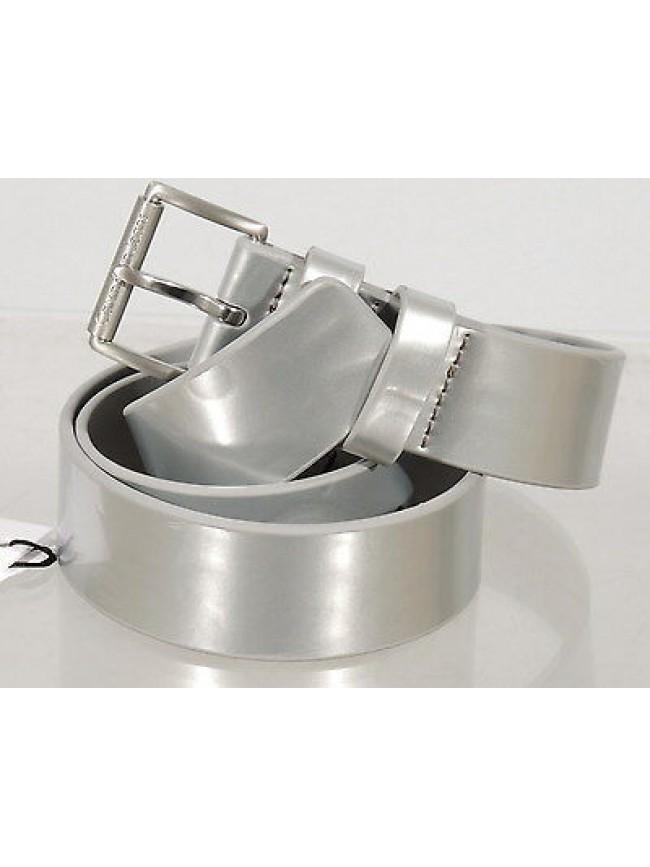 Cintura donna belt CK CALVIN KLEIN JEANS a.J6EJ600111 taglia 85 col.483 silver