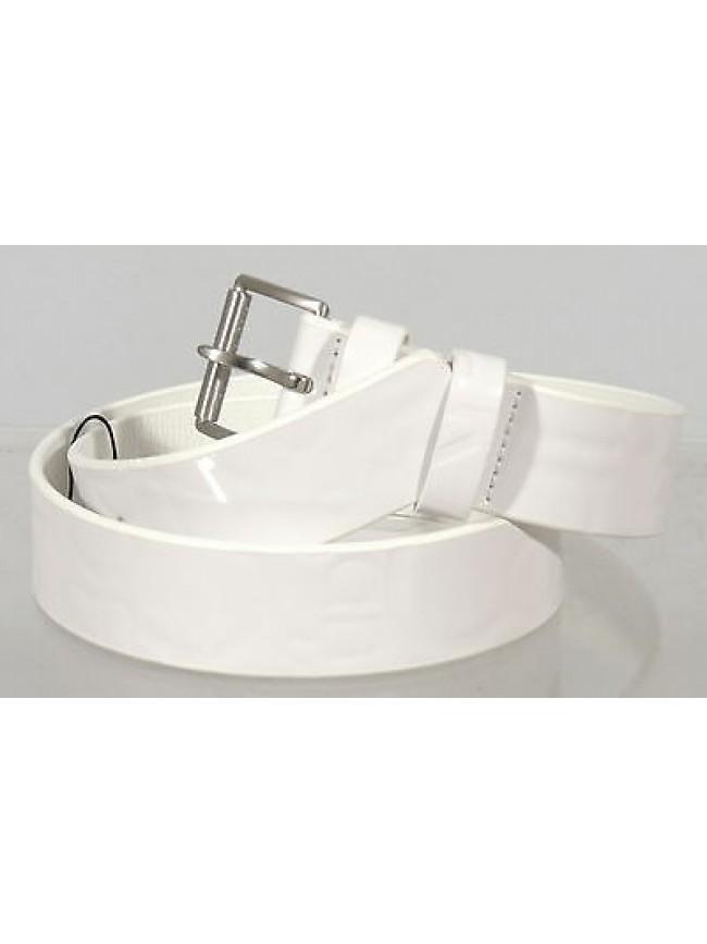 Cintura donna belt CK CALVIN KLEIN JEANS art.J6EJ600111 taglia 90 col.100 bianco