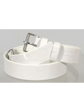 Cintura donna belt CK CALVIN KLEIN JEANS art.J6EJ600111 taglia 95 col.100 bianco