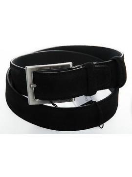 Cintura pelle uomo CK CALVIN KLEIN JEANS a.J5EJ500336 t.90 col.005 black