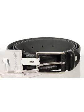Cintura pelle uomo CK CALVIN KLEIN art.K5IK500231 t.110 col.990 nero