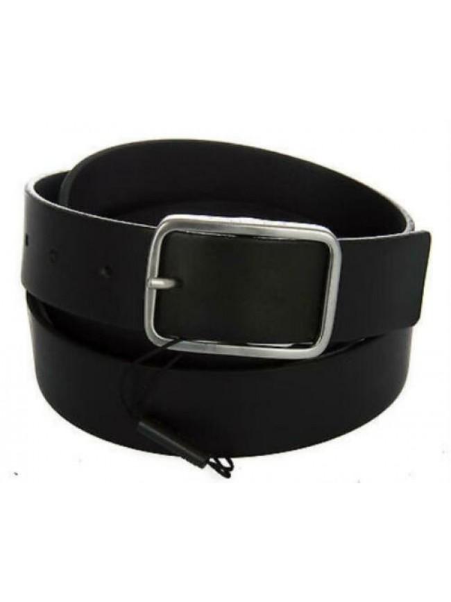 Cintura pelle uomo belt CK CALVIN KLEIN JEANS K50K500851 taglia 115 c. 001 NERO