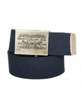 Cintura uomo in cotone LEVI'S articolo 013497 BELT COTTON MADE IN ITALY