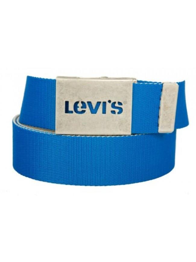 Cintura uomo in cotone reversibile e regolabile LEVI'S articolo 221452 REVERSIBL