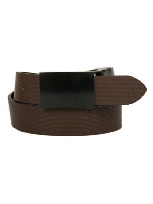 Cintura uomo in pelle reversibile LEVI'S articolo 230981 carter reversible belt