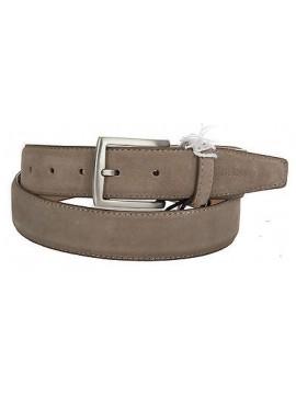 Cintura uomo pelle belt GUESS art.BM5005 taglia M/95 colore GRIGIO GREY