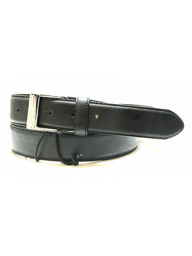 Cintura uomo pelle belt man GUESS art.BM0401 taglia XL/120 col.nero black Italy