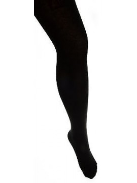 Collant calza comfort donna LEVANTE art. SOFT taglia 1 colore NERO BLACK Italy