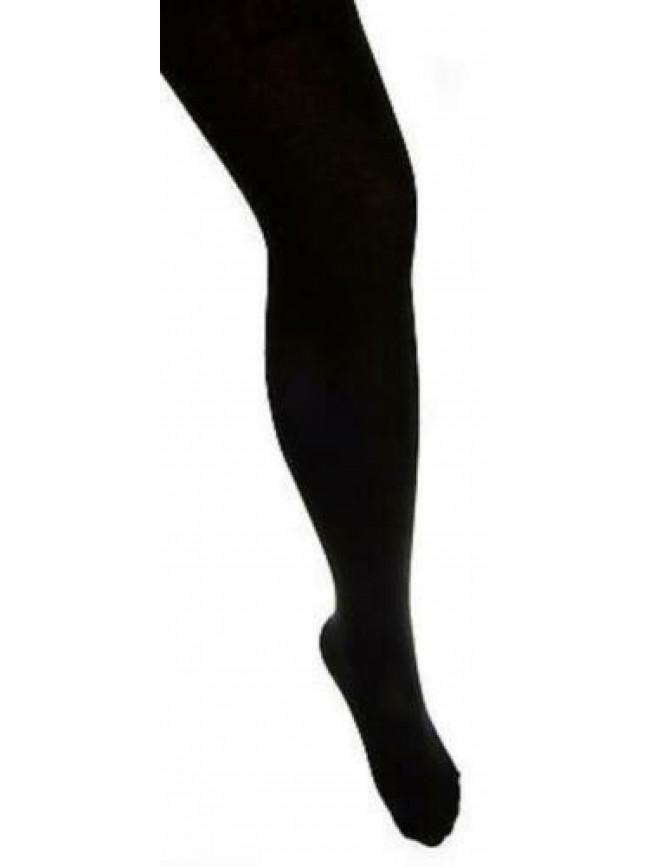 Collant calza comfort donna LEVANTE art. SOFT taglia 2 colore NERO BLACK Italy