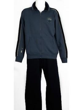 Completo tuta uomo homewear F.LLI CAMPAGNOLO 8Q77002 taglia XXL/7 c.M811